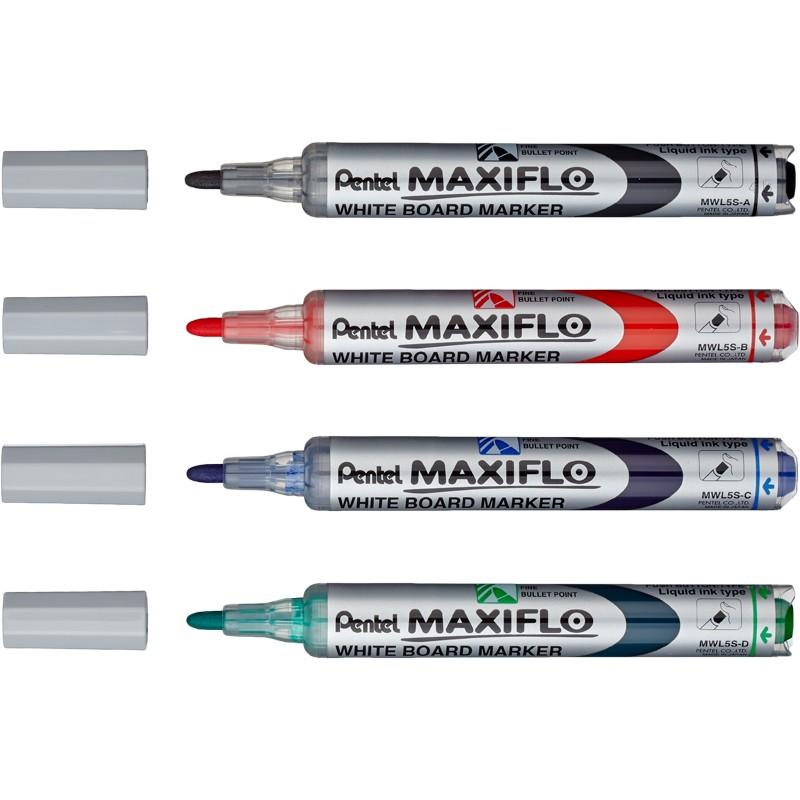 Набор маркеров для доски с губкой